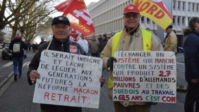 Photo of Retraites : Les flamands ne décolèrent pas, trois journées de mobilisation annoncées cette semaine dans la région